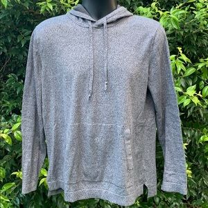 Banana Republic Pullover Long Sleeve Cotton Hoodie